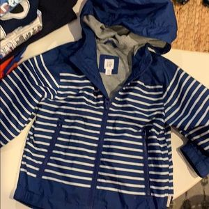 Toddler Jersey-Lined Windbuster